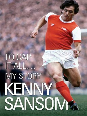 cover image of Kenny Sansom