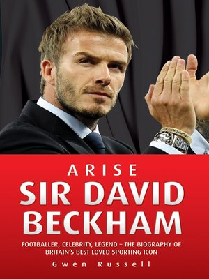cover image of Arise Sir David Beckham
