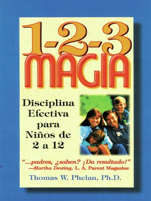 cover image of 1-2-3 Magia