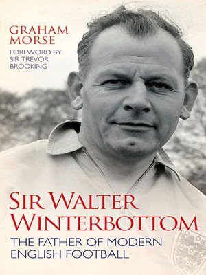 cover image of Sir Walter Winterbottom--The Father of Modern English Football
