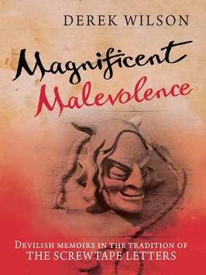cover image of Magnificent Malevolence