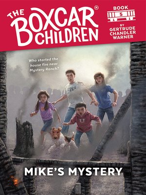 cover image of Mike's Mystery