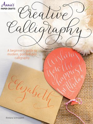 cover image of Creative Calligraphy