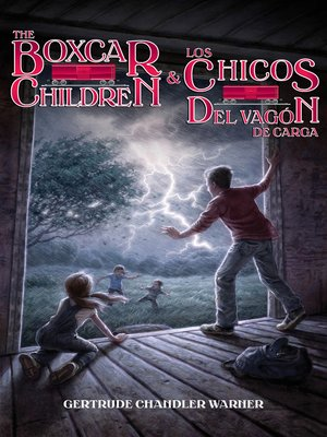 cover image of The Boxcar Children (Spanish/English set)