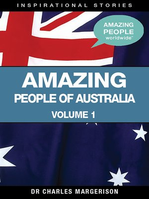 cover image of Amazing People of Australia