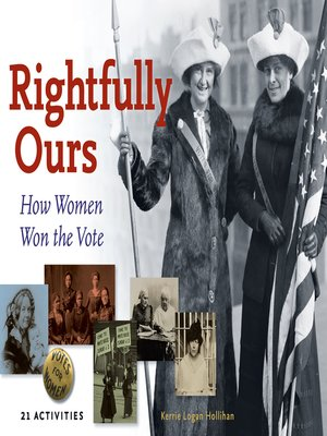 cover image of Rightfully Ours