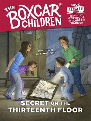 cover image of Secret on the Thirteenth Floor