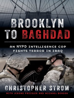 cover image of Brooklyn to Baghdad