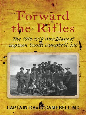 cover image of Forward the Rifles