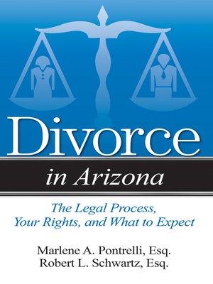 cover image of Divorce in Arizona