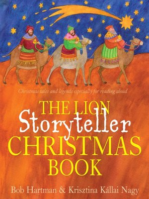 cover image of The Lion Storyteller Christmas Book