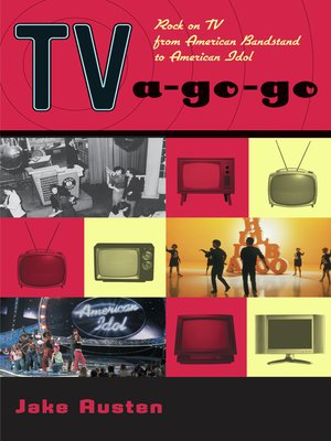 cover image of TV-a-Go-Go