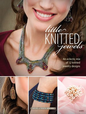 cover image of Little Knitted Jewels