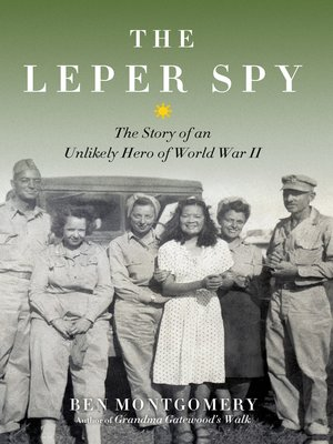 cover image of The Leper Spy