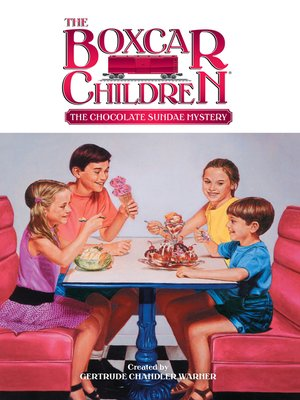 cover image of The Chocolate Sundae Mystery