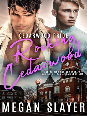 cover image of Rocking Cedarwood