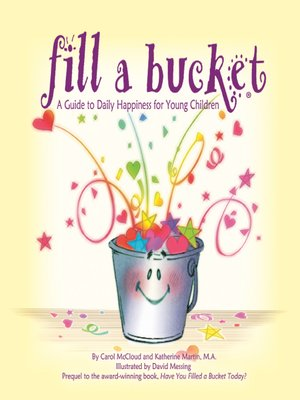 cover image of Fill a Bucket