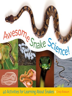 cover image of Awesome Snake Science!