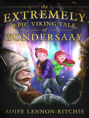 cover image of The Extremely Epic Viking Tale of Yondersaay