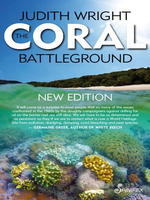 cover image of The the Coral Battleground