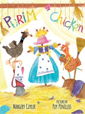 cover image of Purim Chicken