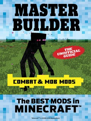 cover image of Master Builder Combat & Mob Mods
