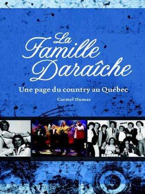 cover image of La La famille Daraîche