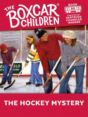 cover image of The Hockey Mystery