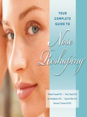 cover image of Your Complete Guide to Nose Reshaping