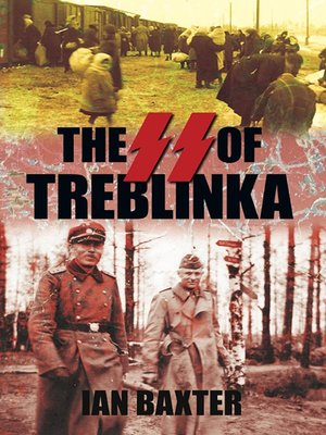 cover image of The SS of Treblinka