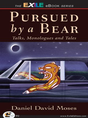 cover image of Pursued by a Bear