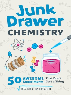 cover image of Junk Drawer Chemistry