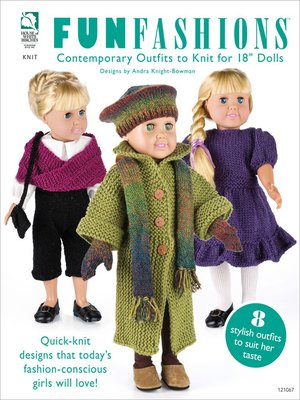 cover image of Fun Fashions
