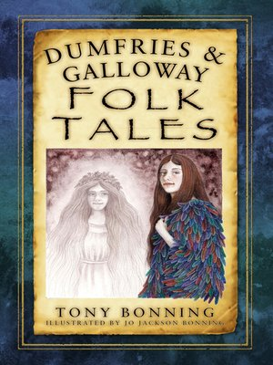 cover image of Dumfries & Galloway Folk Tales