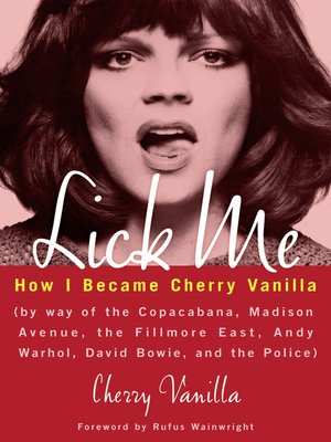 cover image of Lick Me