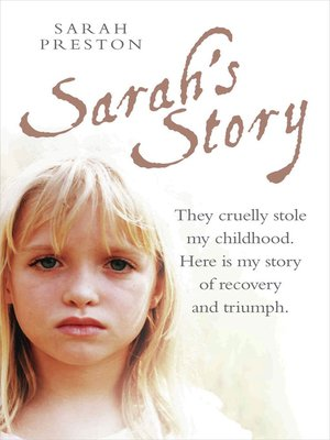 cover image of Sarah's Story