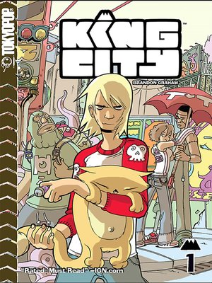cover image of King City Manga