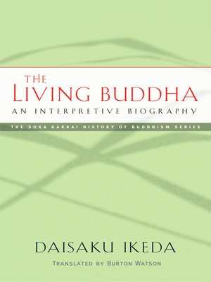 cover image of The Living Buddha