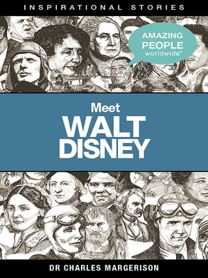 cover image of Meet Walt Disney