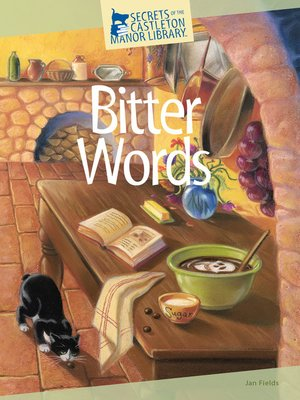 cover image of Bitter Words