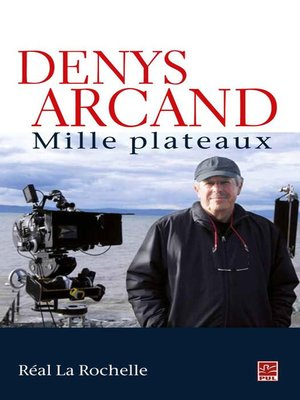 cover image of Denys Arcand