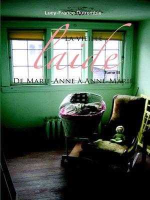 cover image of La vieille laide 3
