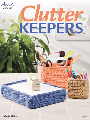 cover image of Clutter Keepers
