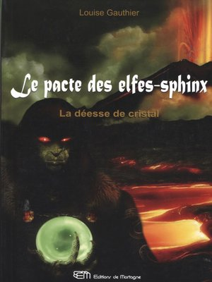 cover image of Le pacte des elfes-sphinx 3