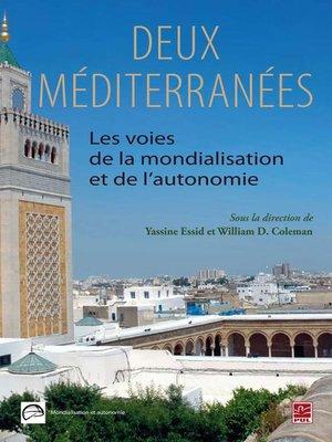 cover image of Deux méditerranées