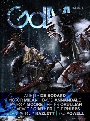 cover image of Grimdark Magazine Issue #5