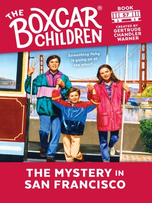cover image of The Mystery in San Francisco