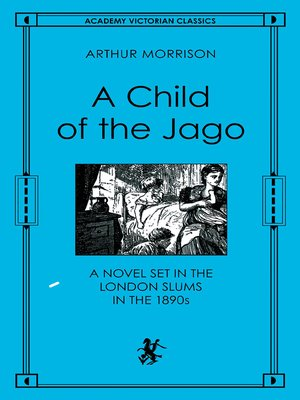 cover image of Child of the Jago