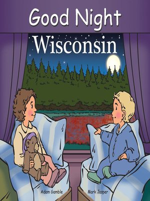 cover image of Good Night Wisconsin