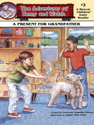 cover image of A Present for Grandfather